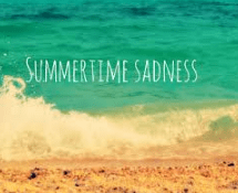 depression summer